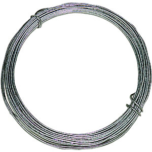 Wickes Garden Wire 2mmx20m PVC Coated
