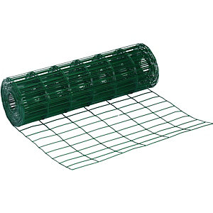 Wickes Garden Wire Fencing 0.6mx10m PVC Coated
