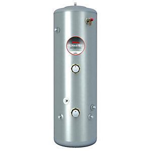 Albion Stainless Ultrasteel Indirect Cylinder 180L