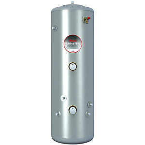Albion Stainless Ultrasteel Indirect Cylinder 250L