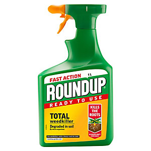 Image of Fast Action Roundup Weedkiller
