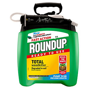 Image of Fast Action Pumpngo Roundup Weedkiller