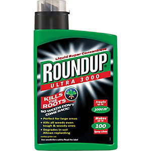 Roundup Ultra 3000 Super Concentrate