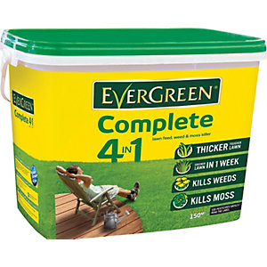Evergreen Complete 4in1 Tub 150m2