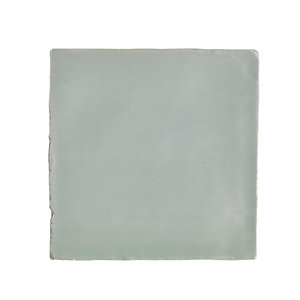 Wickes Cotswold Sage Ceramic Wall Tile 100x100mm