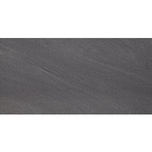 Wickes Arkesia Graphite Polished Porcelain Wall & Floor Tile 300 x 600mm