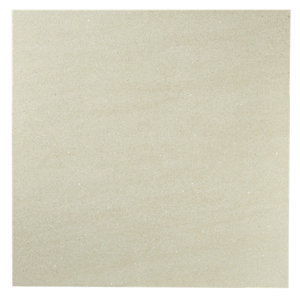 Wickes Arkesia Blanco Polished Porcelain Floor Tile 600 x 600mm