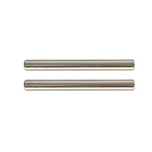Wickes T Bar Handles Brushed Nickel Finish 115mm 2 Pack