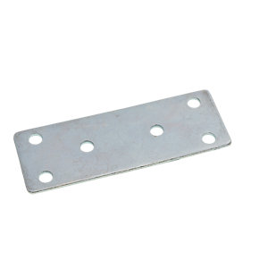 Wickes Jointing Plate Zinc Plated 97x35mm Pack 4
