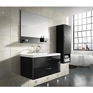 Original Bathroom Cabinets  Bathroom Furniture  Wickescouk