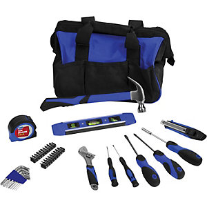 Wickes 39 Piece Household Tool Set