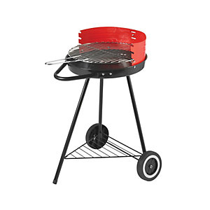 Round 42cm Charcoal BBQ
