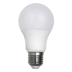 Wickes 5.6W LED E27 Gls Frosted Lamp