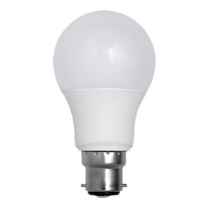 Wickes 5.6W LED B22 GLS Frosted Lamp
