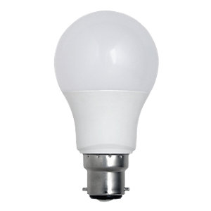 Wickes 9.2W LED B22 GLS Frosted Lamp