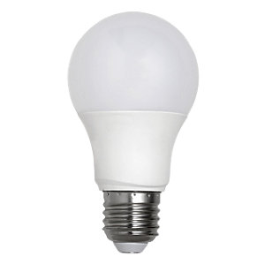 Wickes 9.2W LED E27 GLS Frosted Lamp