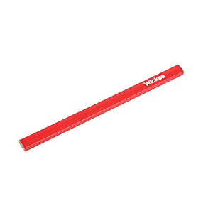Wickes Red Pencil Cut Case