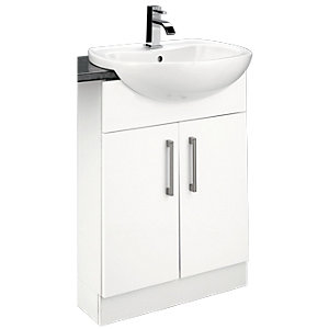 Wickes Vienna Vanity Unit 600mm
