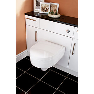Wickes Vienna Slimline WC Unit 600mm