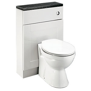 Corner Toilet Wickes : Vermont Fitted Bathroom Furniture Wickes.co.uk