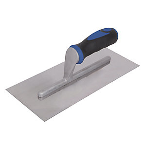 Wickes Stainless Steel Plasterer's Trowel 11in