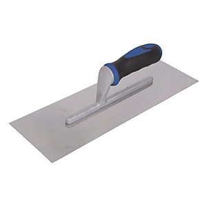 Wickes Stainless Steel Plasterer's Trowel 14in