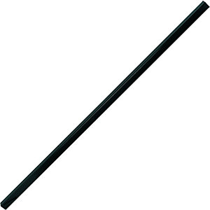 Wickes Metal Chelsea Bow Top Gate Post 50 x 50 x 1.98m