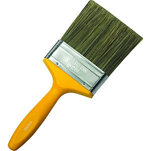 Wickes Mixed Bristle Masonry Brush 100mm