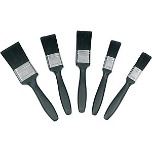 Wickes All Purpose Paint Brush Set 5 Pack