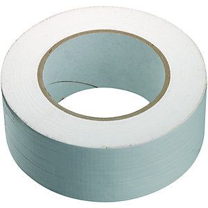 Wickes Cloth Tape White 48mmx50m