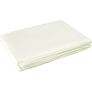 Wickes Absorbent Polythene Dust Sheet 2.7 x 3.6m