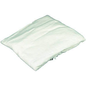 Wickes Professional Cotton Dust Sheet 3.6 x 2.7m