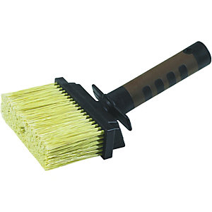 Wickes Angled Shed & Fence Brush 127mm