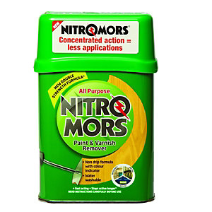 Nitromors Paint and Varnish Remover 375ml