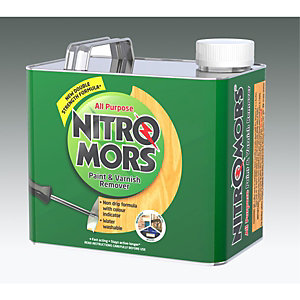 Nitromors Paint and Varnish Remover 4L