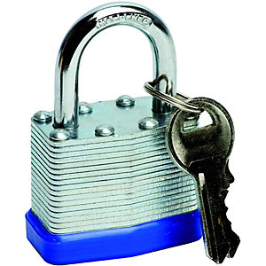 Wickes Laminated Padlock 50mm