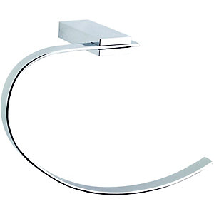 Wickes New York Towel Ring