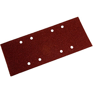 1/2 Orbital Sanding Sheet Coarse PK10