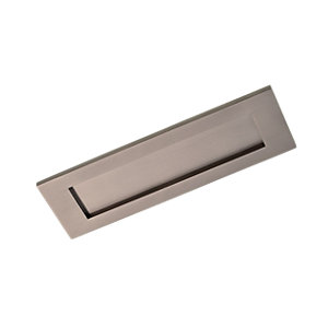 Wickes Letterbox Victorian 76x255mm