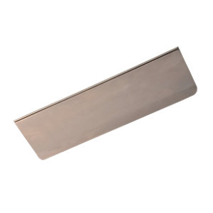 Wickes Interior Letter Plate 84x278mm