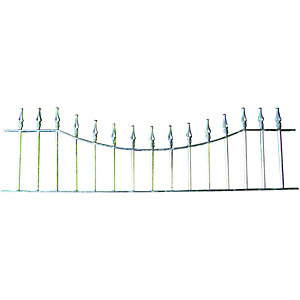 Wickes Windsor Wall Railing 515 x 1830mm