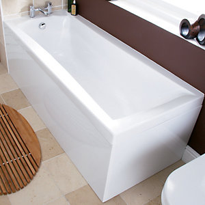Wickes Almada Single Ended Bath 1700mm