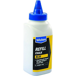 Wickes Blue Chalk Refill For Chalk Reel