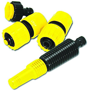 Wickes Garden Hose Accessory Set