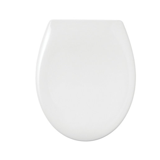 wickes white thermoset soft close toilet seat. Black Bedroom Furniture Sets. Home Design Ideas