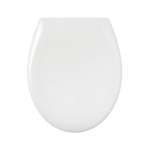wickes white thermoplastic toilet seat. Black Bedroom Furniture Sets. Home Design Ideas