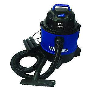 Wickes Wet & Dry Vacuum With Blower