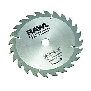Rawlplug 64 Teeth Circular Saw Blade 216x30mm
