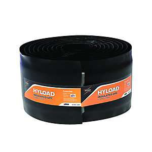 Hyload Insulated Damp Proof Course 225mmx8m