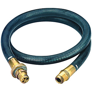 Bayonet Type Natural Gas Hose 3ft